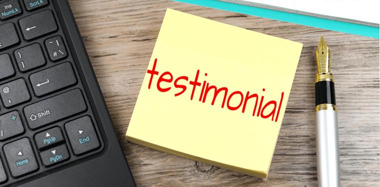 Partnership to success testimonials